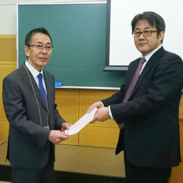 Dr. Yoji Nishikawa accepted Advisory board invitation from iACD Executive Director Prof. Hirofumi Kido